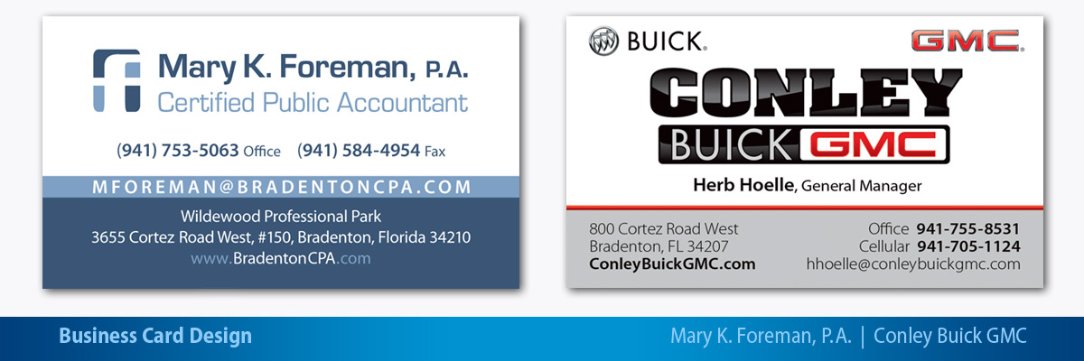 Business Cards | Bell Graphics