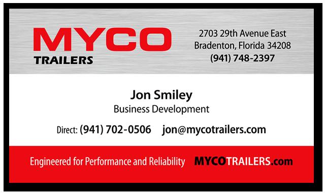 MYCO Trailers